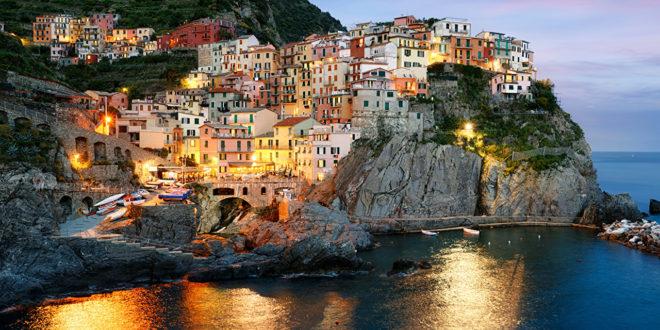 Italien Finanzierung Ausland Ligurien Cinque Terre